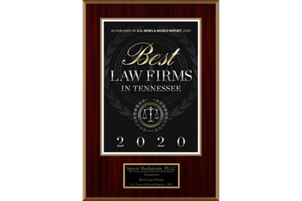 Best Law Firms in Tennessee