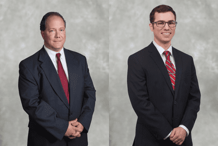 Kevin Bernstein and Cameron Watson Secure Victory